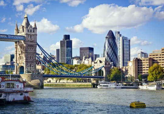 London: Skyline