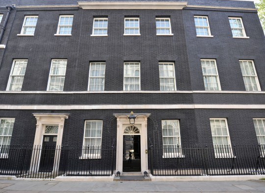 London: Downing Street