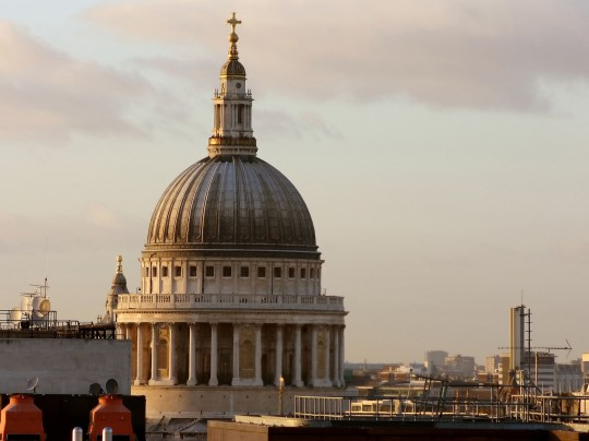 London: Saint Paul`s Cathedral