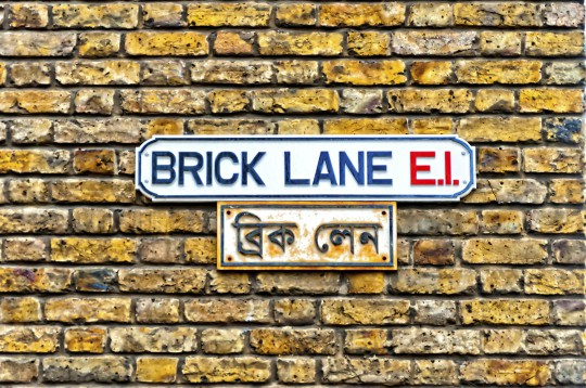 London: Brick Lane