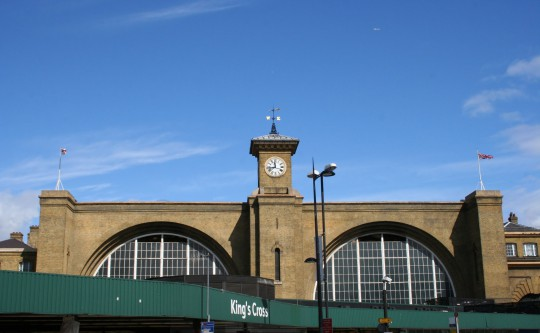 London: King´s Cross Station