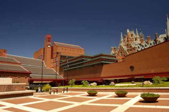 London: The British Library