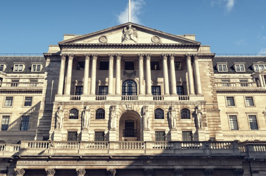 London: Bank of England