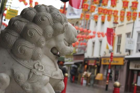 London: Chinatown