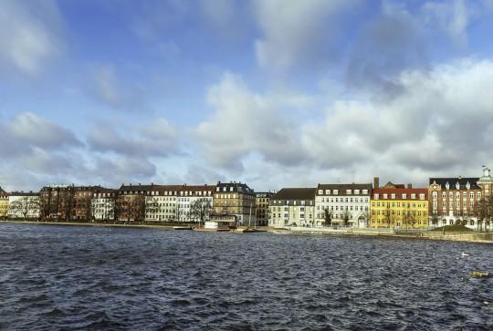 Kopenhagen: See Peblinge