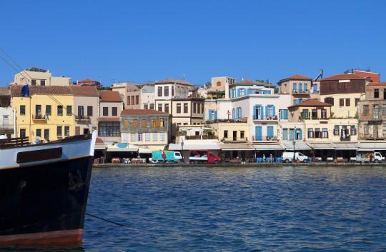 Kreta: Chania