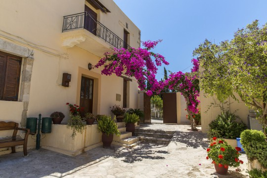 Kreta: Gasse