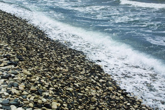 Strand von Ammoudi (Symbolbild)