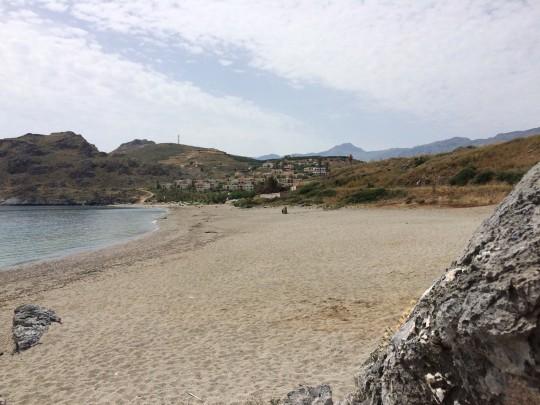 Strand von Damnoni