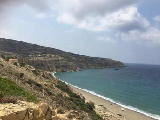 Strand von Komos