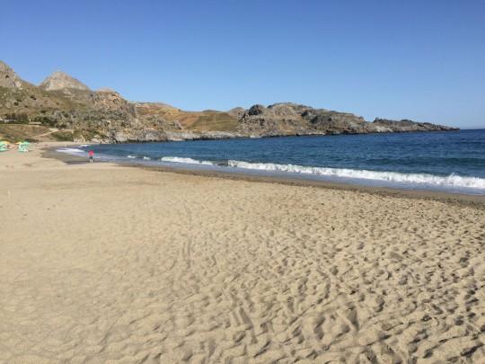 Strand von Preveli