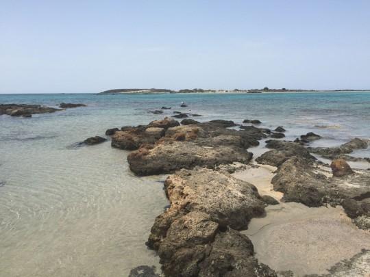 Strand Elafonisi