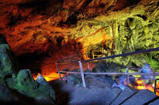 Kreta: Höhle von Psychro