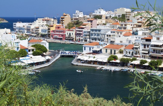 Kreta: Agios Nikolaos