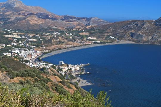 Kreta: Plakias