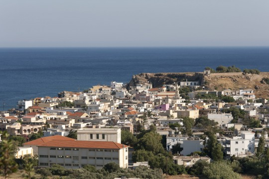 Kreta: Paleochora