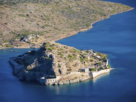 Kreta: Olous