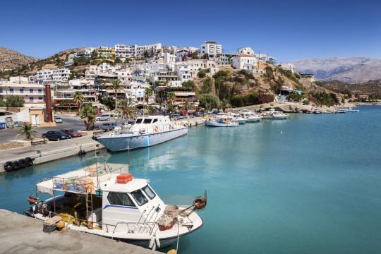 Kreta: Agila Galini