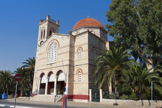 Kreta: Agios-Markos-Kirche