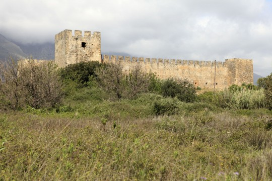 Kreta: Frangokastello