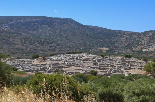 Kreta: Gournia