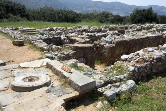 Kreta: Palast von Malia