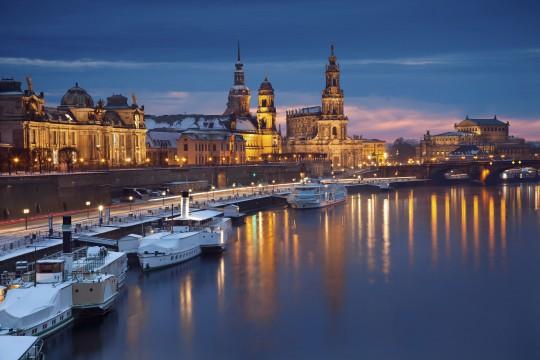 Dresden: Skyline