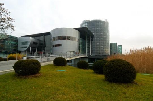 Dresden: Die Gläserne Manufaktur