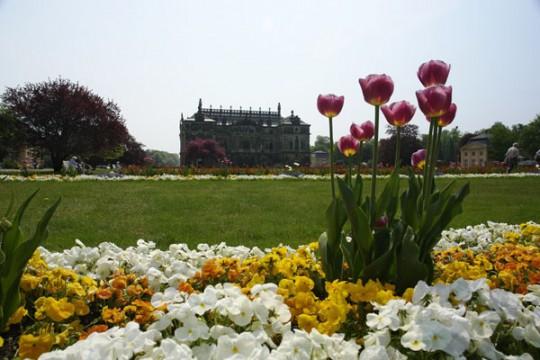 Dresden: Großer Garten