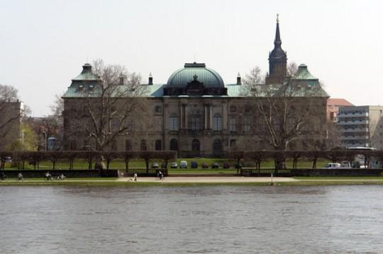 Dresden: Japanisches Palais