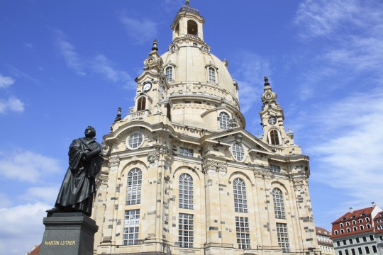 Dresden: Frauenkirche Dresden