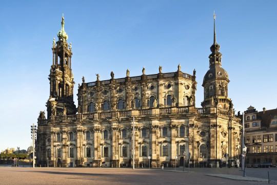 Dresden: Kathedrale