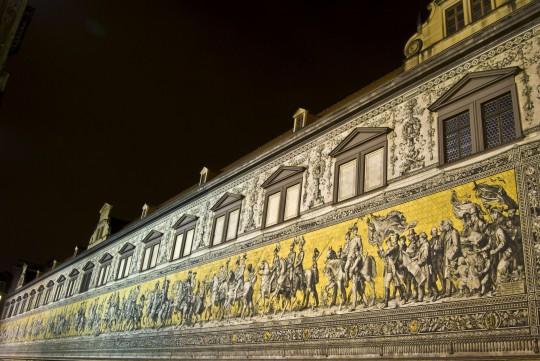 Dresden: Fürstenzug