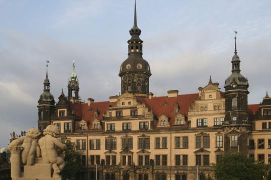 Dresden: Residenzschloss