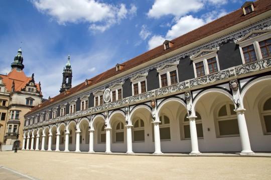 Dresden: Stallhof