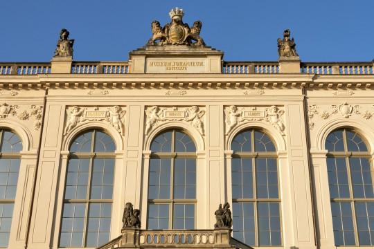 Dresden: Verkehrsmuseum