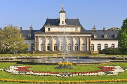 Dresden: Schloss Pillnitz