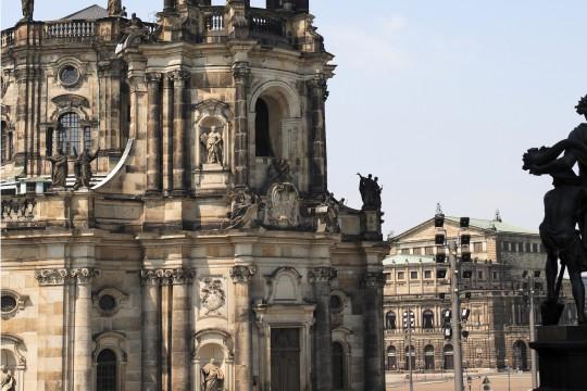Dresden: Kreuzkirche