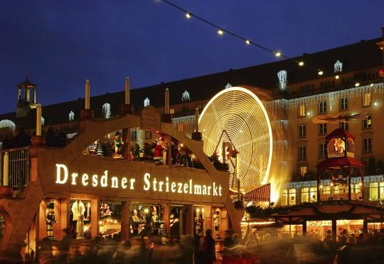 Dresden: Striezelmarkt Dresden