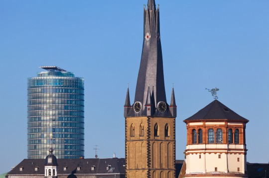 Düsseldorf: St. Lambertus Kirche