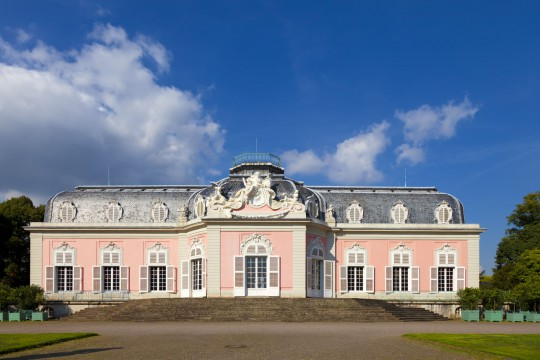 Düsseldorf: Schloss Benrath