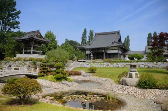 Düsseldorf: EKO-Haus der japanischern Kultur