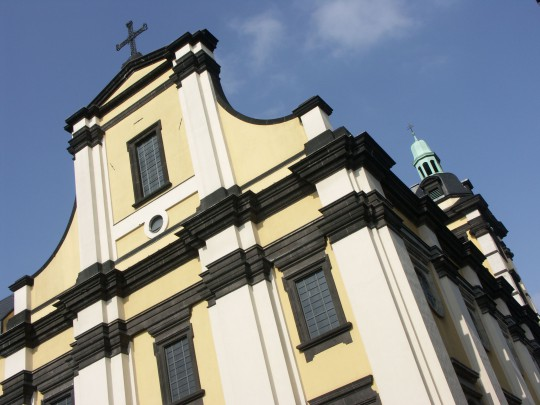 Düsseldorf: Andreas Kirche