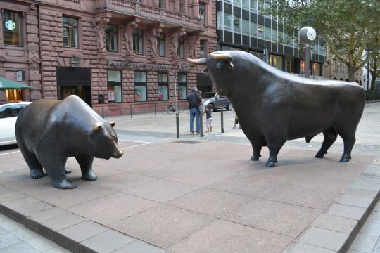 öffnungszeiten Deutsche Börse
