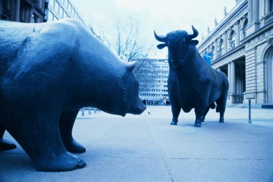 Frankfurt: Börse