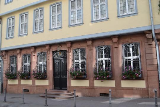 Frankfurt Goethehaus