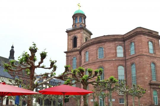 Frankfurt: Paulskirche