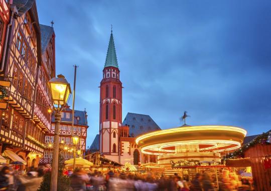 Frankfurt: Nikolaikirche