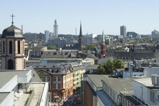 Frankfurt: Sachsenhausen