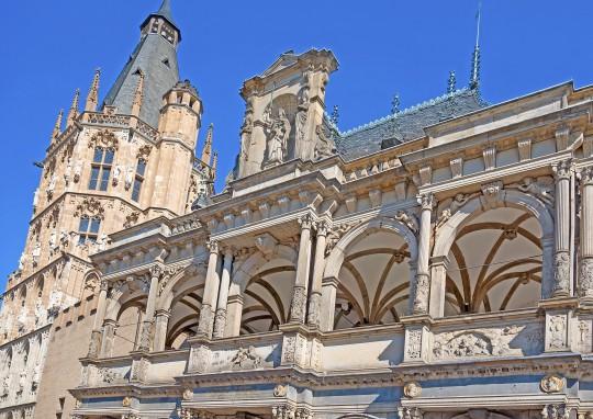 Köln: Rathaus